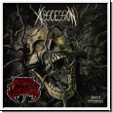 ABSCESSION - Grave Offerings LP (red)