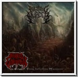 BLEEDING MURDER - Cadaver From Infection Massacre CD