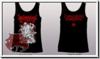 EMBRYECTOMY - Chainsaw Laceration... (XXL) Girlie Tank