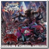 CEREBRAL INCUBATION - Bifurcation Of Primordial Slamateurs CD
