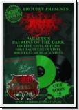 PARALYSIS - Patrons Of The Dark LP (OPAQUE green)