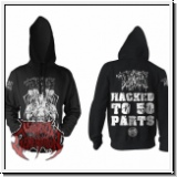 TORSOFUCK - Hacked To 50 Parts (XL) Hoody