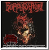 SUPPURATION - The Face Rotten By Some Satanic Possession CD
