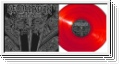 DECOLLATION - Cursed Lands (red) LP