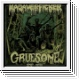 KADAVERFICKER/GRUESOME STUFF RELISH - Split EP