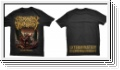 EXTERMINATION DISMEMBERMENT - Serial Urbicide (M) TS Pre-Order