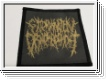 EXTERMINATION DISMEMBERMENT - Logo (gold) Patch